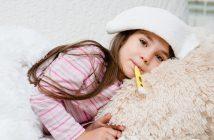 febbre bambini pediatra