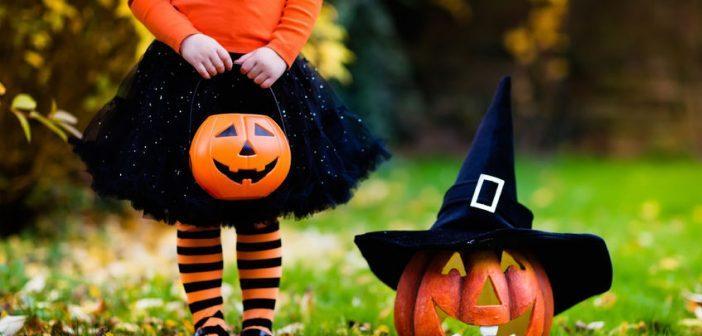 10 libri per bambini a tema Halloween