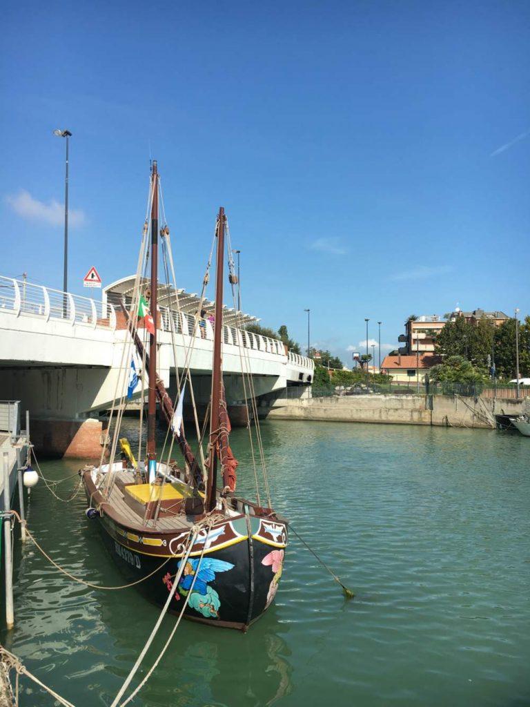 teresina barca storica