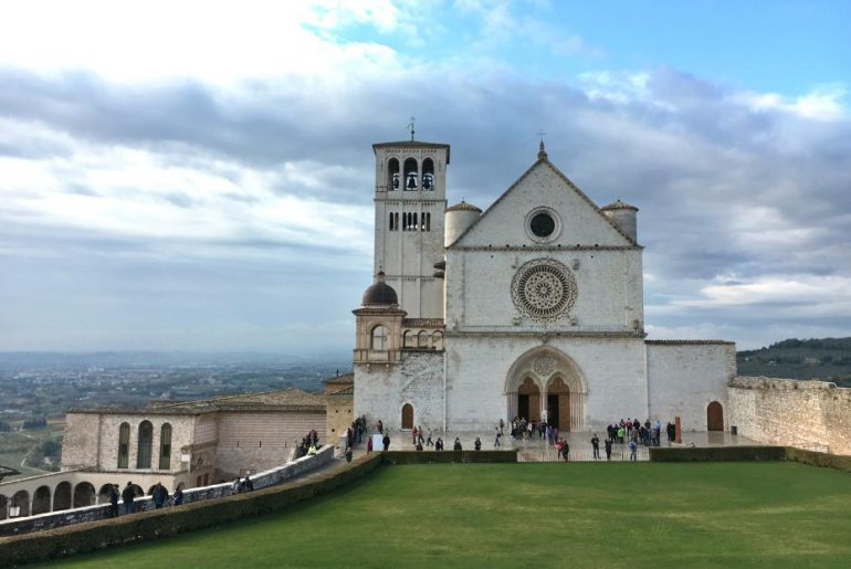 basilica san francesco assisi