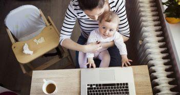 come ho conciliato lavoro e famiglia