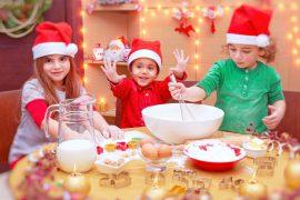 cucinare bambini ricette natale