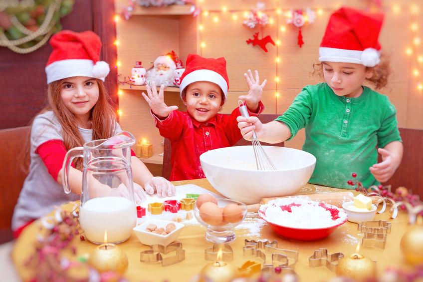 5 ricette per il pranzo di Natale dei bambini
