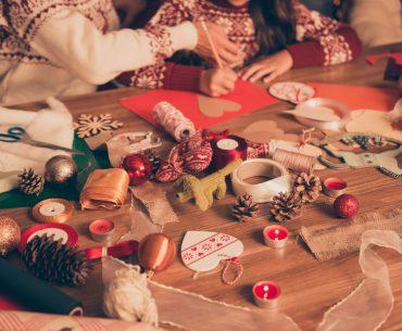 25 lavoretti per Natale da fare con i bambini