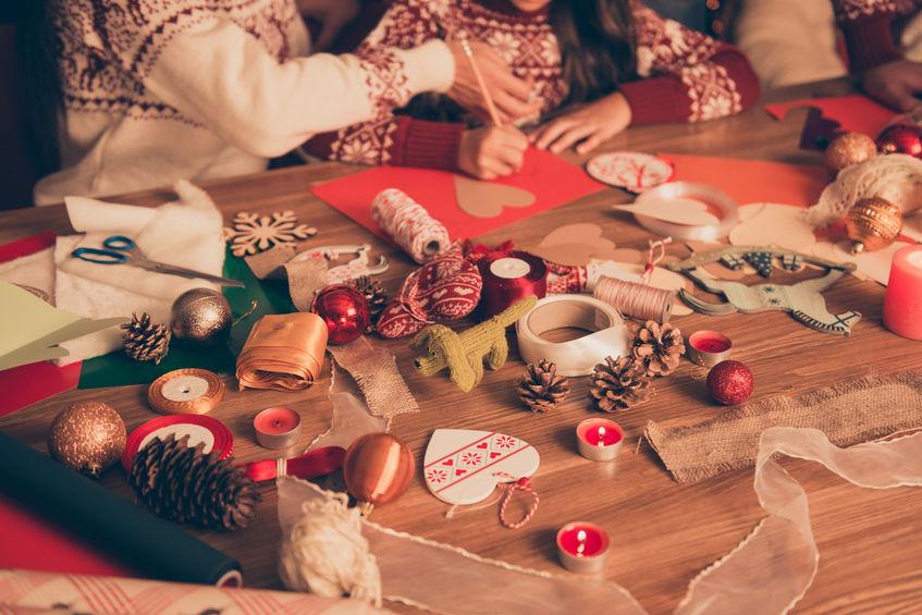 20 Lavoretti Per Natale Da Fare Con I Bambini Mammeacrobate