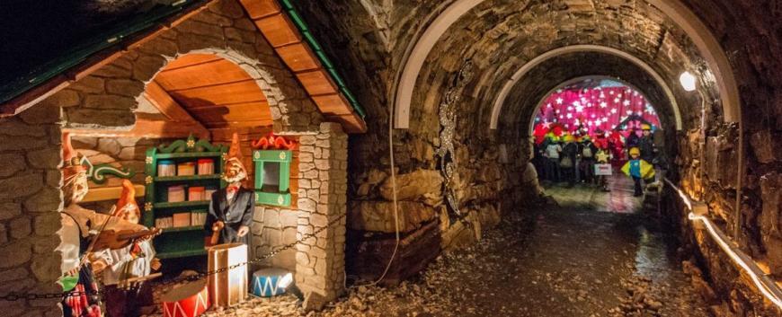 grotta babbo natale a ornavasso