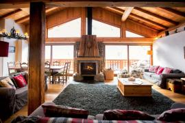 casa vacanza montagna