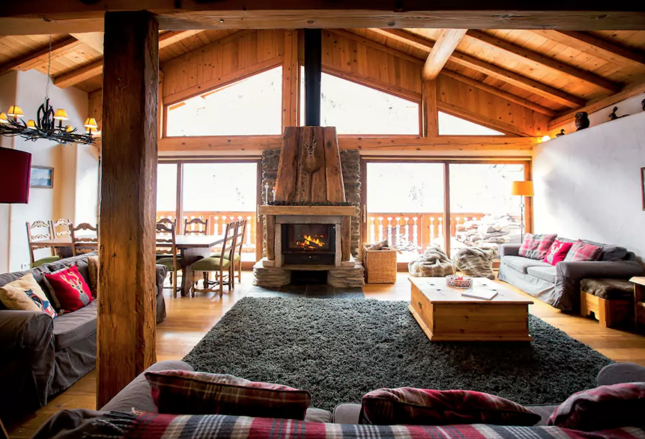 10 case da sogno per una vacanza in montagna con la famiglia for Rivista di case da sogno