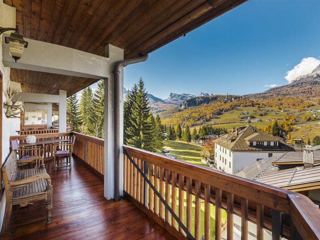 case vacanza montagna