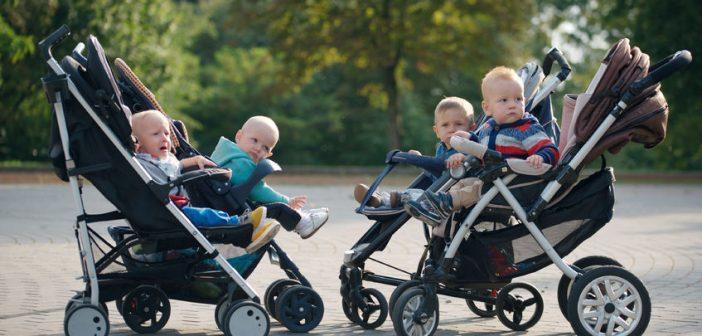 Passeggino, trio, carrozzina: quale modello scegliere e perché?