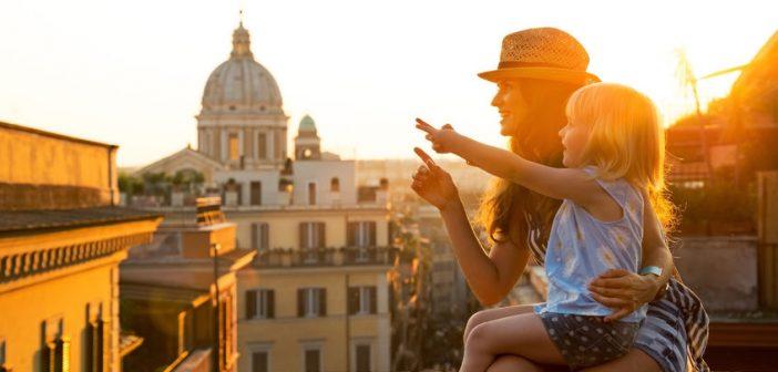 Roma con i bambini: 8 attività outdoor da fare in primavera