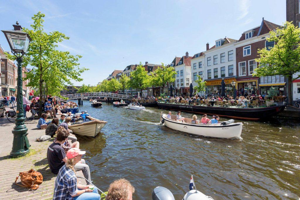 Foto Facebook / Visita Olanda