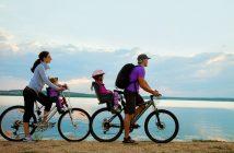 vacanze in bicicletta per famiglie