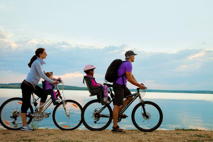 Vacanze in bicicletta per famiglie itinerari pi belli in for Vacanze in famiglia