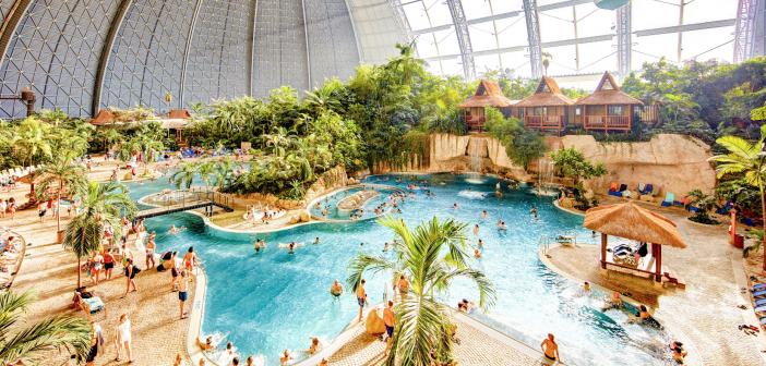 I 5 migliori parchi acquatici in Europa da visitare con i bambini