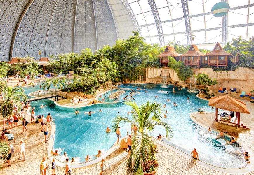 Gli 8 migliori parchi acquatici in Europa da visitare con i bambini