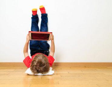 bambini e tablet consigli sicurezza