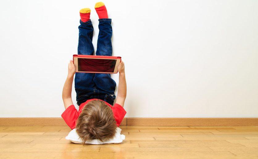 Bambini e tablet: cosa c'è da sapere?