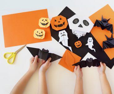 Lavoretti Halloween per bambini: le idee più belle e facili da fare!