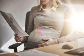 congedo maternità a lavoro fino 9 mesi