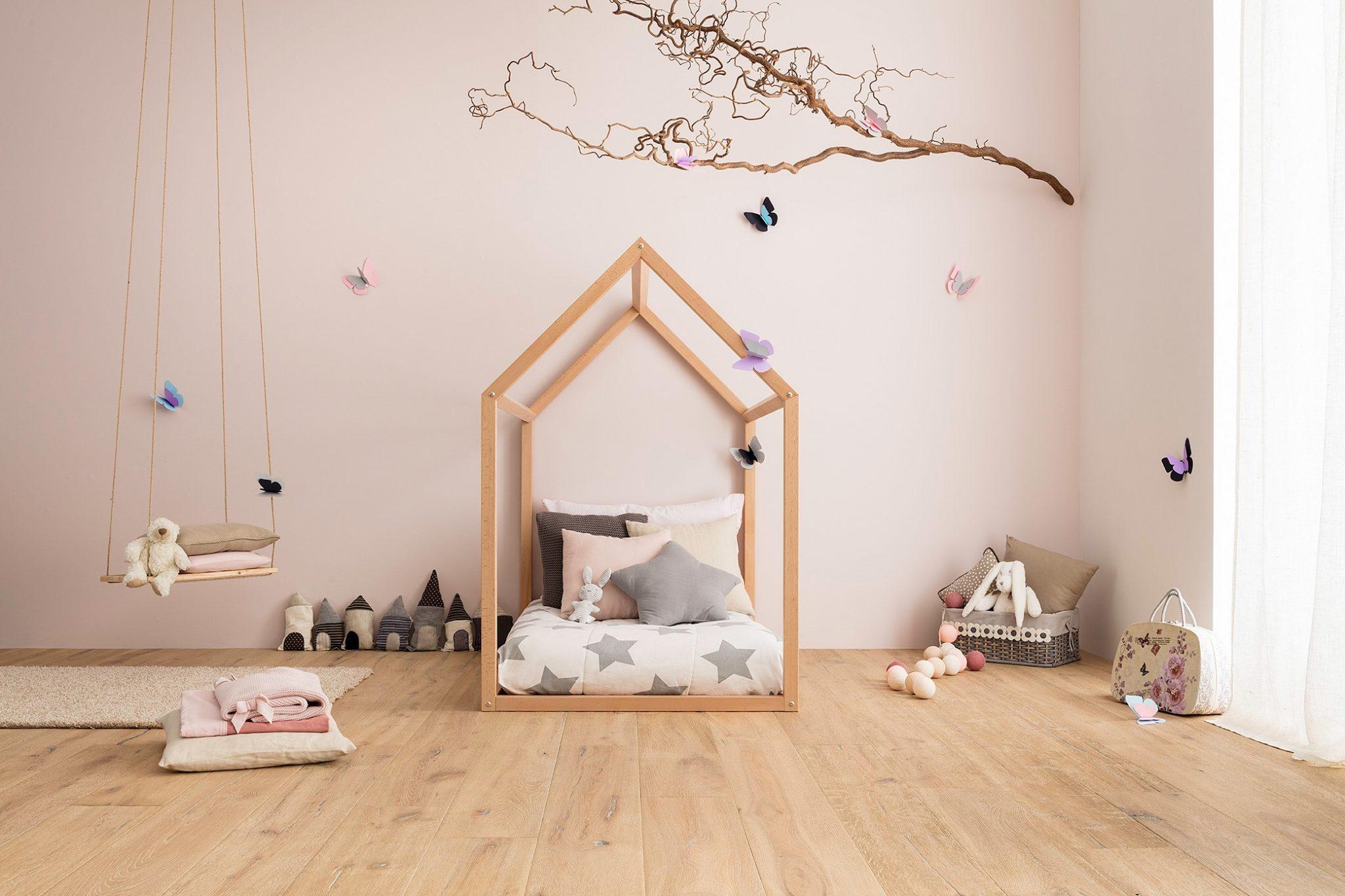 Mettere Il Materasso Per Terra lettini montessori per bambini: i più belli e comodi