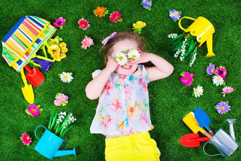 primavera bambini