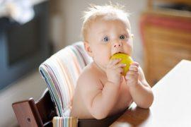 cibi da inserire nell'alimentazione die bambini