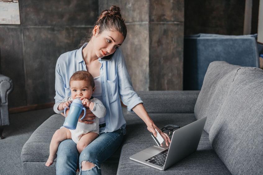 Ecco come aiuto le mamme a rientrare nel mondo del lavoro!