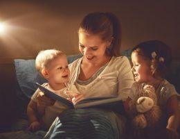 libri della buonanotte mamma bambini