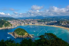 paesi baschi con bambini cosa vedere