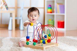 giochi in casa bambino 1 anno