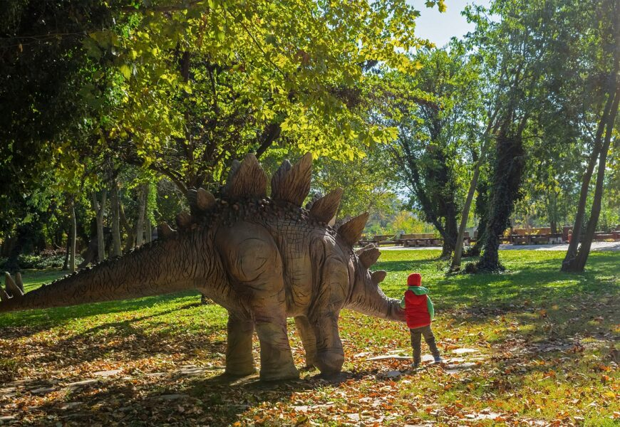 I parchi a tema Dinosauri in Italia più divertenti per bambini