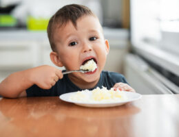 risotto ricette per bambini