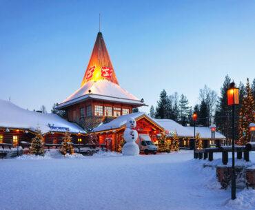 Vacanze autunnali/invernali con i bambini: 6 mete ideali