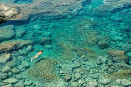 Bambino immersione Lanzarote