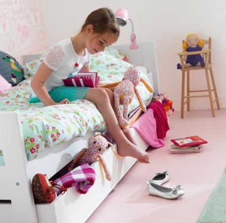 cameretta nordicliving per bambine
