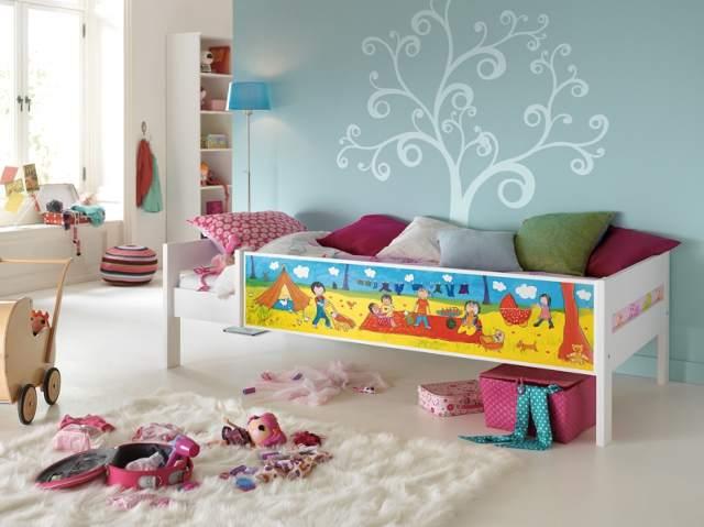 La cameretta ideale colore e praticit mammeacrobate - La cameretta ideale ...