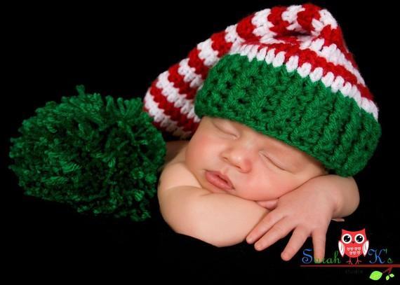 cappellino da elfo Natale