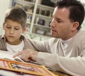 Figli e compiti a casa