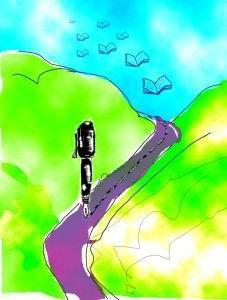 La via dei colori
