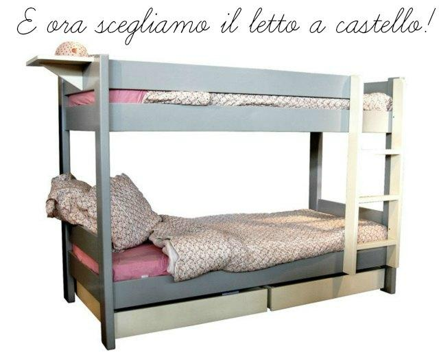 Letti a castello tripli gallery of affordable letto castello triplo with letto castello with - Befara letto a castello ...