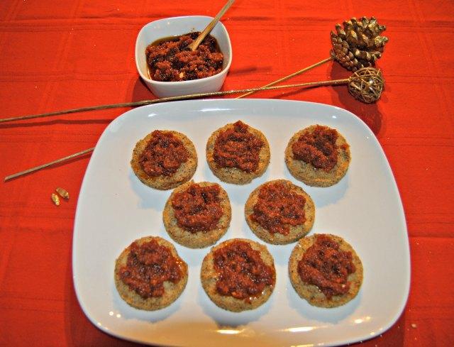 Antipasti Per Il Pranzo Di Natale.Pranzo Vegano Gli Antipasti Mammeacrobate